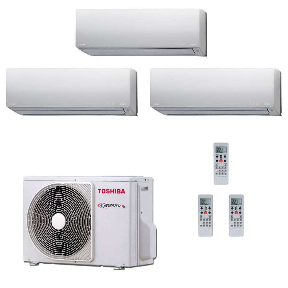 Toshiba Air Conditioning Ras 3m18s3av E Multi Room